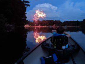 July 4th Celebration @ Cardinal Lake Community Clubhouse